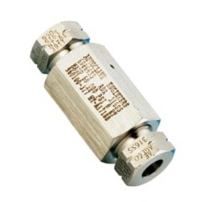 autoclave engineers medium pressure straight
