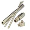 Ultra-High Pressure Valves, Fittings and Tubing